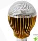 供应LED大功率5W,E27灯头,车铝外壳高品质家用球泡光源