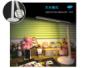 护眼台灯,LED折叠礼品灯,无频闪,无辐射,触摸式台灯